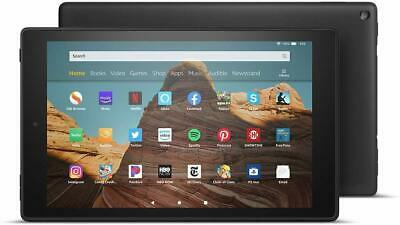 Amazon Fire HD 10 (9th Generation) 32GB, Wi-Fi, 10.1in - Black with Special ...
