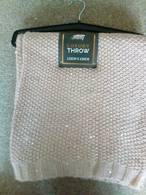 Luxury Knitted throw