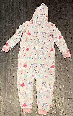 Girls BLUEZOO Star Print All-in-one Age 8-9