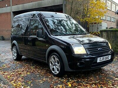 Ford Transit Connect Lwb High Top Trend Leather No Vat