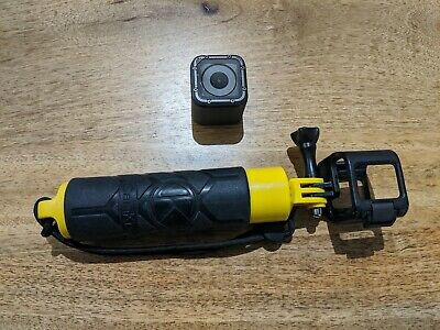 GoPro HERO5 Session Action Camera w/ Floating handle