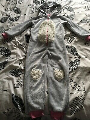 Bunny All In One PJ's/dress Up (TU) Aged 6-7yrs