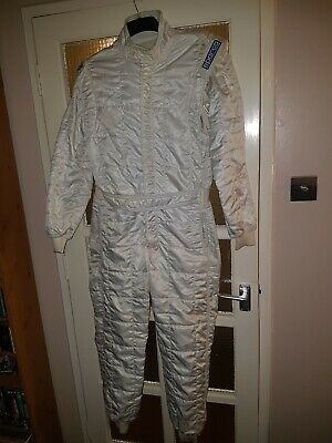 Sparco FIA Approved Race Suit Size 52 - very good condition