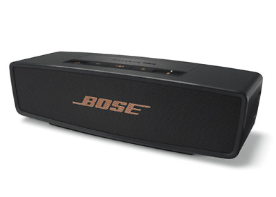 BOSE SOUNDLINK Mini II Bluetooth Speaker Limited Edition BLACK COPPER 725192111R