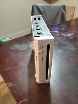 Nintendo Wii - Console Only - RVL-001 White - Good Condition
