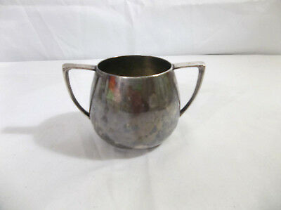 Nobility Plate Antique Silverplate Sugar Bowl