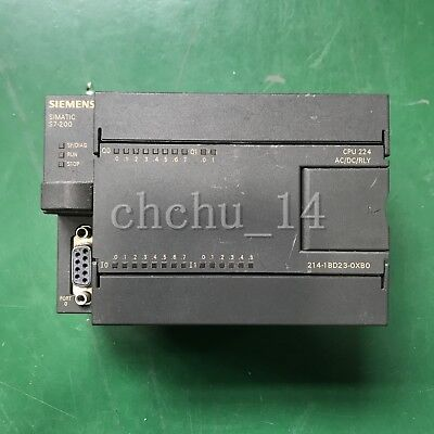 1PC Siemens 6ES7 214-1BD23-0XB0 PLC SIMATIC S7-200 Used Fast delivery