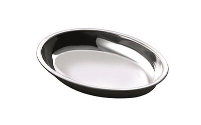 Salvinelli 4361PRO - Roaster Casserole Oval Stainless Steel 23 x 17 CM