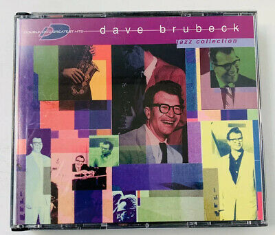 Dave Brubeck Jazz Collection 2 Cd Set Greatest Hits