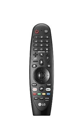 LG AN-MR18BA.AEU Magic Remote Control with Voice Mate for 2018 LG Smart TV