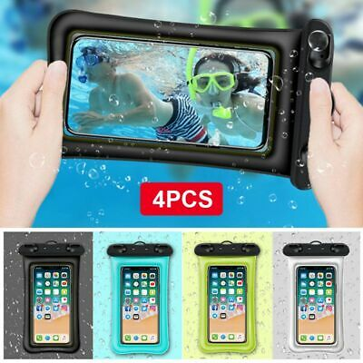 Waterproof Underwater Case Cover Bag Dry Pouch for Mobile Phone iPhone 6 7 8 X
