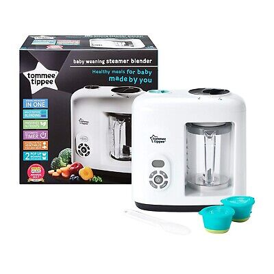 Tommee Tippee Food Steamer And Blender