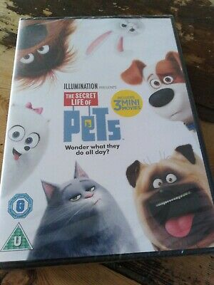 The secret life of pets dvd new in sealed wrapping