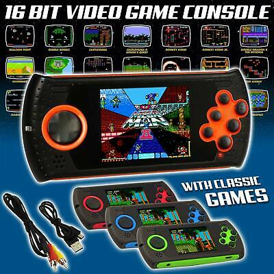 Mini Mega Drive Sega Premium Arcade Ultimate Portable Game PXP Retro UK new