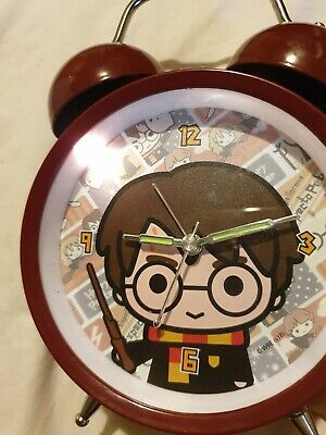 Harry Potter Alarm Clock. Gryffindor, Lights Up With Button