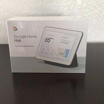 Google Home Hub with Google Assistant (Brand New)