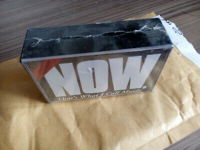 Now That's What I Call Music  (2 Cassette) Rare! New And Sealed