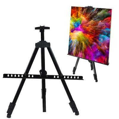 Adjustable Stand Floor Tripod Painting Artist Easel Display Stand Drawing Board