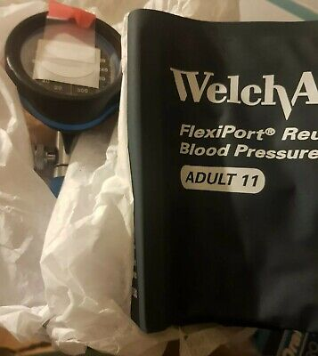 Welch allyn DS 5521-129 Handheld Gauge and Cuff brand new and genuine