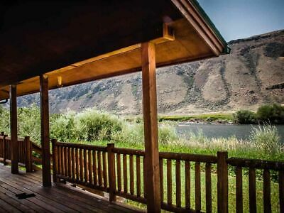 2+ Acres of Un-Obstructed Views of Salmon River,ID, Utilities, Cash