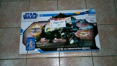 STAR WARS The Clone Wars AT-TE All Terrain Tactical Enforcer 2008 Sealed  MISB
