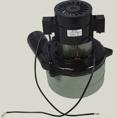 TECHTONGDA Carpet Cleaning Extractor Vacuum Motor for Wet/Dry 110V 600W