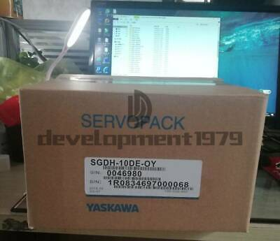 One New Yaskawa SGDH-10DE-OY Servo Drive SGDH10DEOY In Box