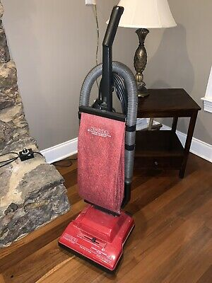 HOOVER PREFERRED UPRIGHT Furniture Friendly Width Vacuum Cleaner