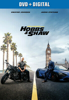 Fast & Furious Presents: Hobbs & Shaw 191329087343 (DVD Used Very Good)