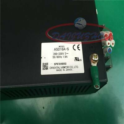 1PCS USED VEXTA Stepping driver ASD16A-S good condition TESTED