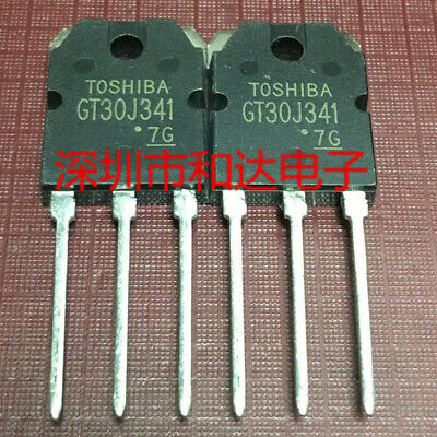 5 x GT40Q321 Silicon N Channel IEGT TO-3P 1200V 23A