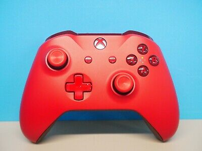 Microsoft Xbox One Wireless Controller - Red (912984)