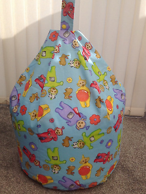 Teletubbie bean bag filled New removable cover for washing LAST ONE !