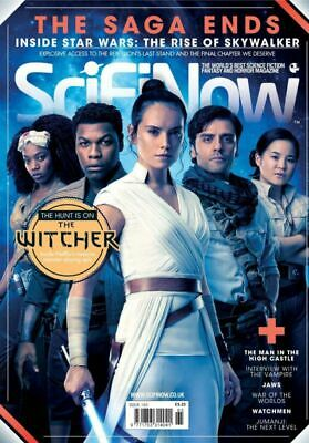 SciFi now magazine issue 165
