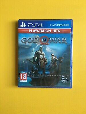 God of War (Sony PlayStation 4, 2018) - Standard Edition  BRAND NEW AND UNOPENED