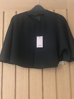 coast Ladies  Black Formal cover up Size 12