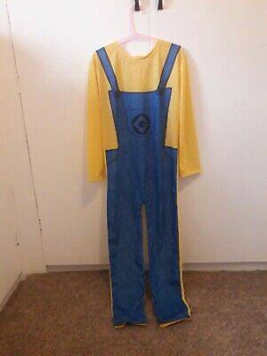 Minions dress up/all in one 6-7 years