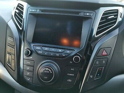 HYUNDAI i40 ESTATE SAT NAV RADIO CD SYSTEM 2011-ON