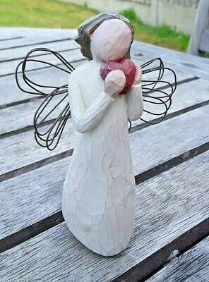Willow Tree Angel of the Heart Ornament  2000 By Susan Lordi