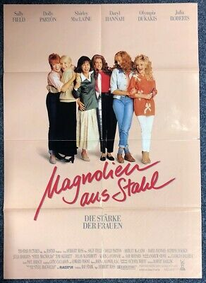 Magnolia from Steel - Julia Roberts - Dolly Parton - A1 Film Poster (M-8705 +