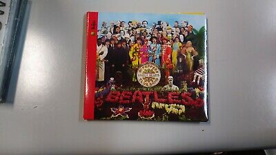 The Beatles Sgt. Peppers Lonely Hearts Club Band cd
