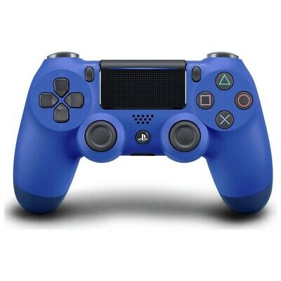 Official Sony playstation DualShock 4 V2 Edition Wireless Controller - Blue Used