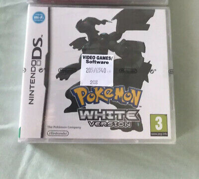 BRAND NEW & SEALED - Pokemon White For Nintendo DS