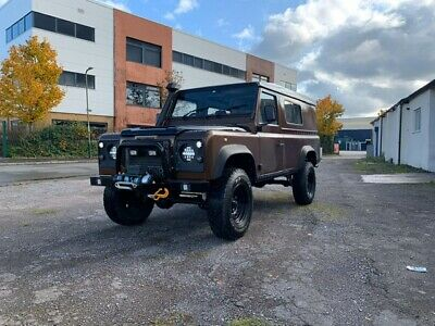 1997 Land Rover 110 Defender 300 Tdi (2011 Puma Chassis)