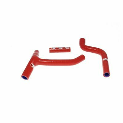 44051138 - Durites de radiateur SAMCO kit transformation Y rouge - 3 durites Suz