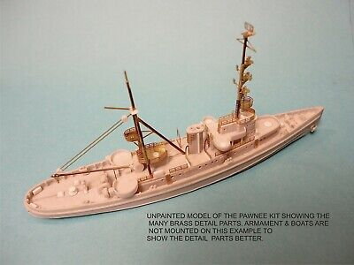 Loose Cannon East  USS Shenandoah in 1//700 scale resin kit