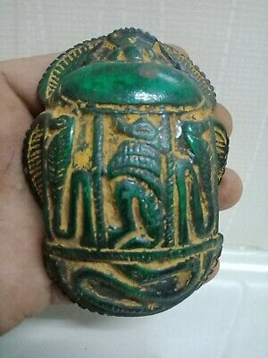 Royal Scarab is very rare ancient Egyptian civilization..,*
