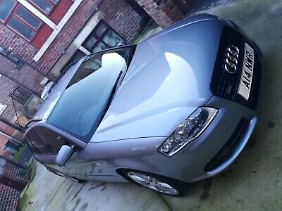 audi a4 s line avant 2.0 tdi 170 special edition manual