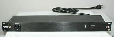 Furman M-8X2 15 Amp Rack Mount Power Conditioner - Used