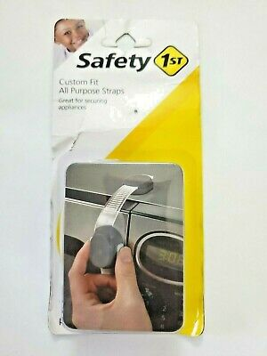 Safety 1st Custom Fit All Purpose Straps 2 pack